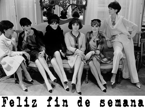 1964, maison Chanel