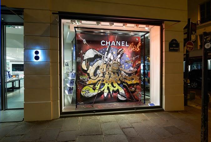 Chanel en Colette